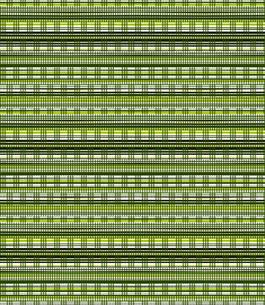 グリーン横縞ボーダー ラッピングの写真素材 [FYI00322770]