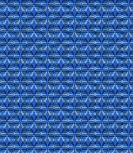 青い蝶のモダンな模様の写真素材 [FYI00322790]