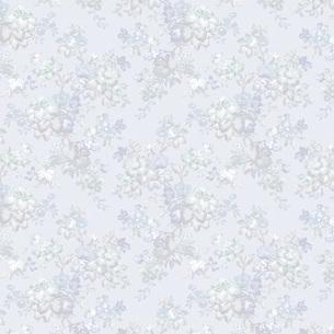 ロココ時代風の花柄の写真素材 [FYI00322832]
