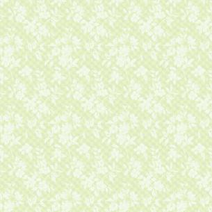 ソフトなチェックと草花模様の写真素材 [FYI00322836]