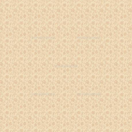 クラシックな織物風の花柄の素材 [FYI00322837]