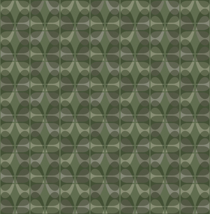 緑色の連続した模様の素材 [FYI00322870]