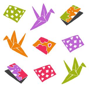 折り紙の素材 [FYI00322887]