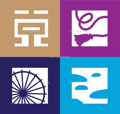 京都の風物2の素材 [FYI00322928]