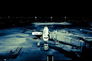 羽田空港 第二ターミナルの写真素材 [FYI00322962]