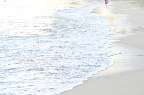 浜辺の素材 [FYI00322999]