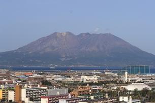 鹿児島県桜島の写真素材 [FYI00323278]