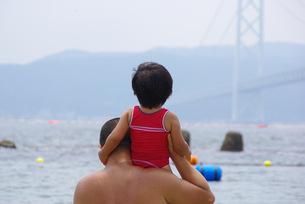 父と娘の写真素材 [FYI00323555]