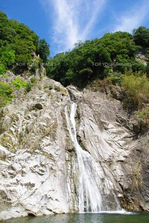 神戸布引の滝の写真素材 [FYI00323588]