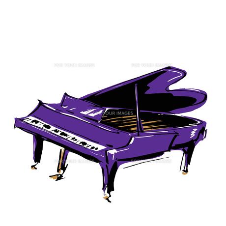 グランドピアノの写真素材 [FYI00323612]