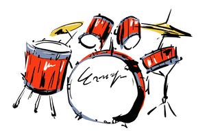 ドラムの写真素材 [FYI00323626]
