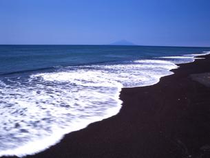 サロベツの海の写真素材 [FYI00323893]