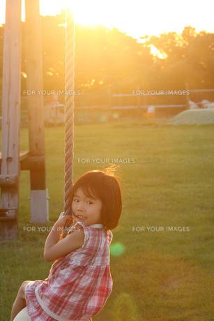 女の子の写真素材 [FYI00324127]