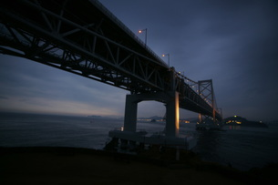 鳴門海峡の写真素材 [FYI00324252]
