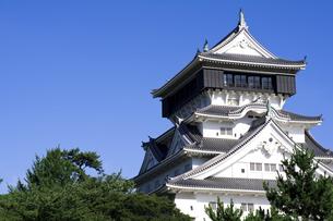 小倉城の写真素材 [FYI00324379]