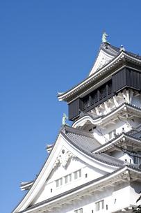 小倉城の写真素材 [FYI00324394]