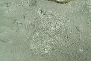 湧き出る水の写真素材 [FYI00325084]