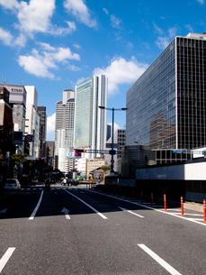大阪の国道2号線の写真素材 [FYI00325466]