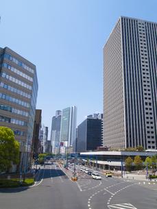 梅田新道の写真素材 [FYI00325492]