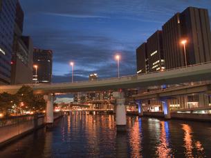 堂島川の写真素材 [FYI00325528]