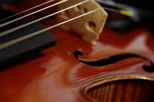 オールドフレンチ・ヴァイオリンの写真素材 [FYI00325556]