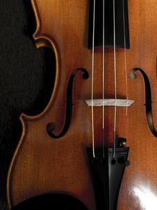 バイオリンの写真素材 [FYI00325558]