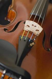 オールド・フレンチヴァイオリンの写真素材 [FYI00325584]