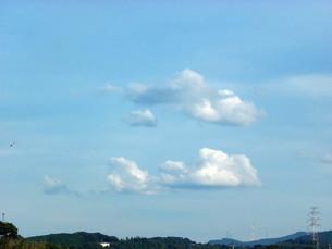 二段雲の写真素材 [FYI00325624]