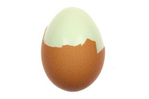ゆで卵の写真素材 [FYI00327066]