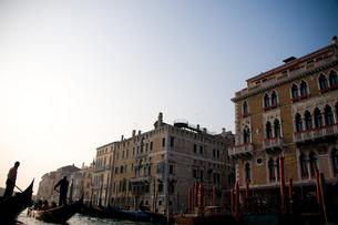 ヴェネツィアの建物群の素材 [FYI00327712]