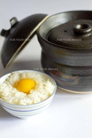 卵かけご飯の素材 [FYI00327751]