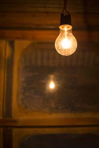 昭和の灯りの写真素材 [FYI00327809]