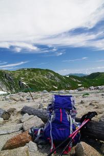 登山道具の写真素材 [FYI00327834]