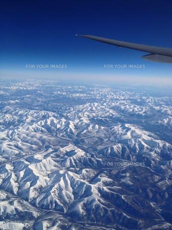 ロシア上空の写真素材 [FYI00327888]