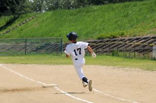 野球の写真素材 [FYI00327982]