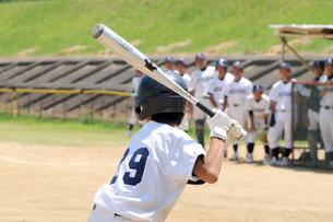 野球の写真素材 [FYI00327985]