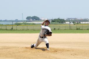 野球の写真素材 [FYI00327988]