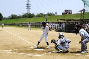 少年野球の素材 [FYI00327989]