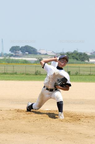野球の写真素材 [FYI00327992]
