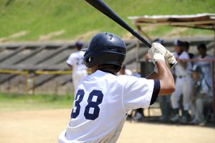 野球の写真素材 [FYI00327994]