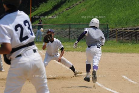 野球の素材 [FYI00327995]