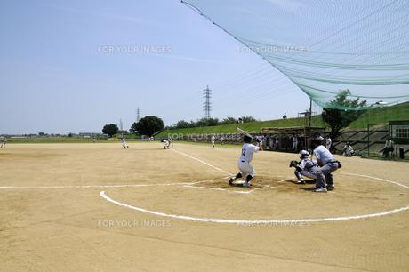 野球の素材 [FYI00327996]