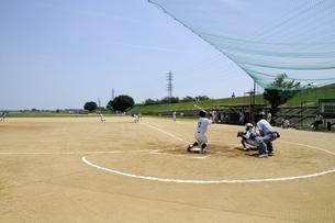 野球の写真素材 [FYI00327996]