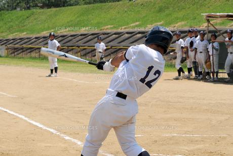 野球の素材 [FYI00328000]