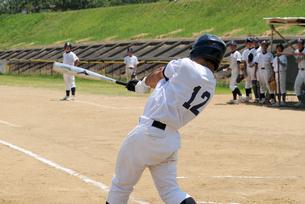 野球の写真素材 [FYI00328000]