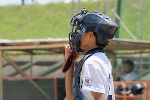 野球の写真素材 [FYI00328005]