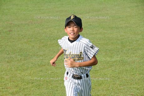 野球少年の素材 [FYI00328008]