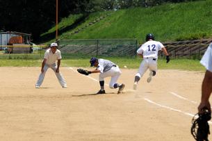 野球の写真素材 [FYI00328012]