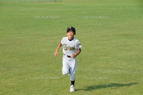 野球少年の素材 [FYI00328015]