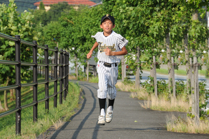 野球少年の写真素材 [FYI00328023]
